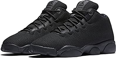 quality design 86297 77a1b Jordan Horizon Low BG boys basketball-shoes 845099-010_4.5Y -  Black/Black-Black