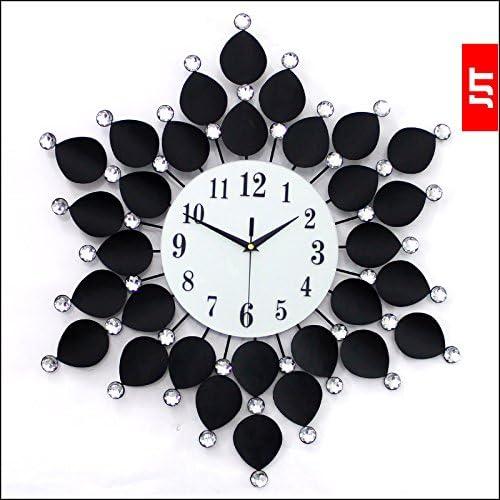 JJTYY Reloj de estilo europeo forja jardín creativo pared relojes/mural: Amazon.es: Hogar