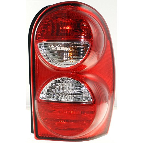 Evan-Fischer EVA15672042559 Tail Light for LIBERTY 05-07 Right Side (Jeep Liberty Tail Light Assembly)