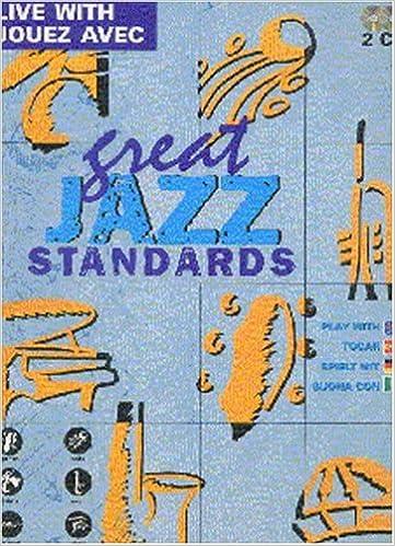 Lire un Jouez avec Great Jazz Standards 2 CD pdf, epub