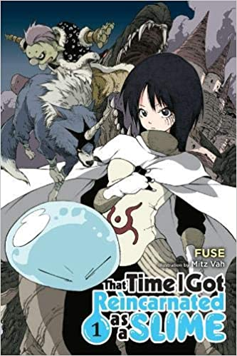 That Time I Got Reincarnated As A Slime Vol 1 That Time I Got