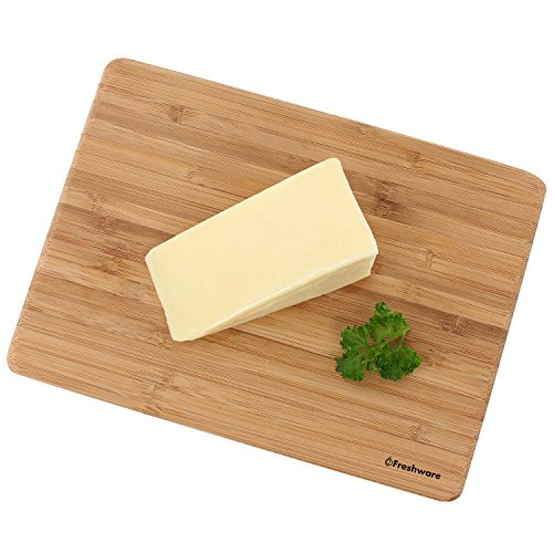 Freshware Bamboo Cutting Board, Set of 3 by Freshware (Image #5)