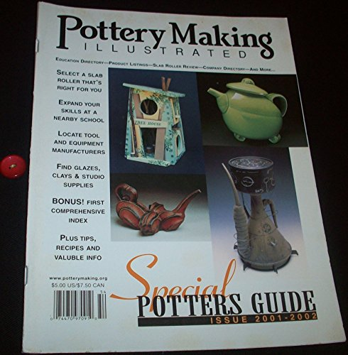 trated - Special Potters Guide Issue 2001-2002 (Cone 6 Oxidation Glazes)