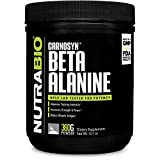 NutraBio Beta Alanine (Carnosyn) Powder – 360 Grams Review