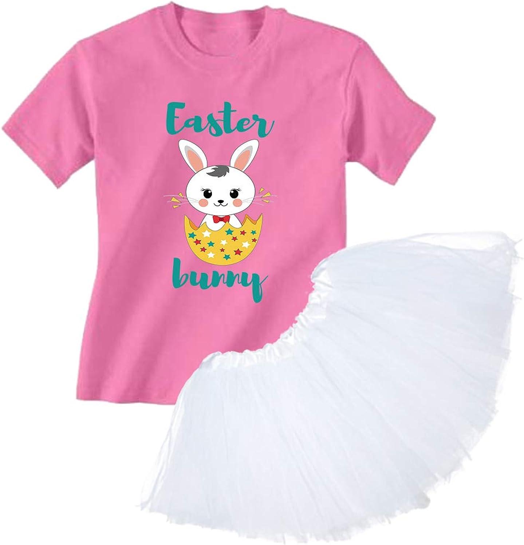 Easter Bunny Girl Shirt Bunny Girl Shirt Cute Easter Shirt Easter Girls Easter Shirt Easter Girl Gift Little Bunny Girl Shirt
