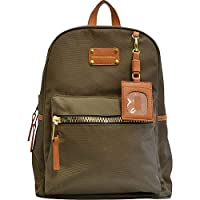 Adrienne Vittadini Nylon Backpack w/13-inch Padded Laptop Sleeve Deals
