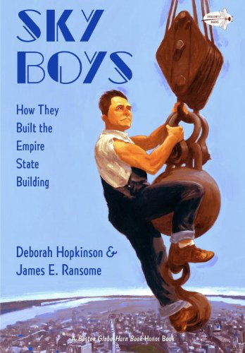 sky-boys-how-they-built-the-empire-state-building