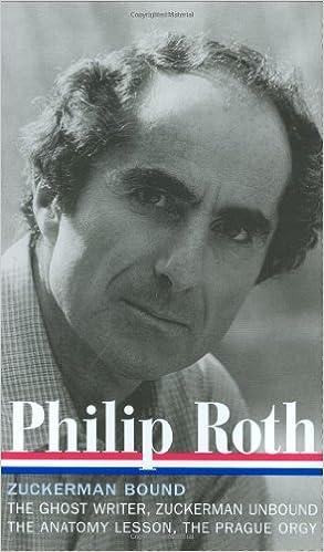 Zuckerman bound: A Trilogy and Epilogue, 1979-1985