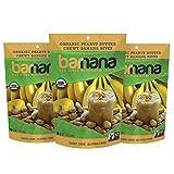 Kyпить Barnana Organic Chewy Banana Bites, Peanut Butter, 3.5 Ounce (Pack of 3) на Amazon.com