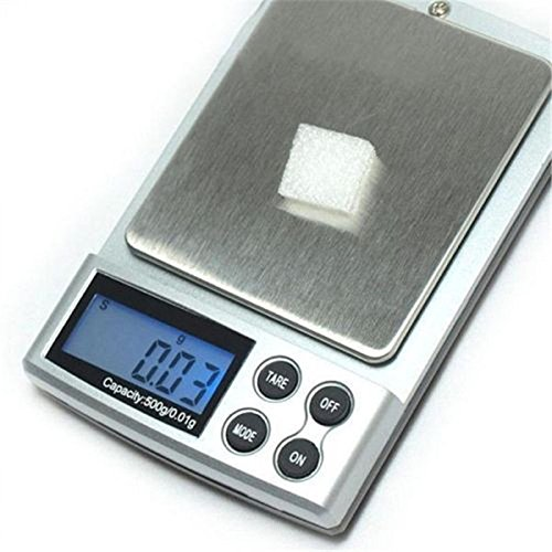 Hot! 500g x 0.01g Digital Scale Gold Silver Jewelry Weight Balance Tool Device