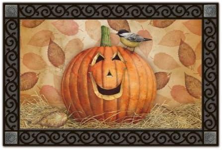 Pumpkin Pals Doormat