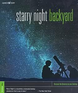 Amazon.com: Starry Night Backyard