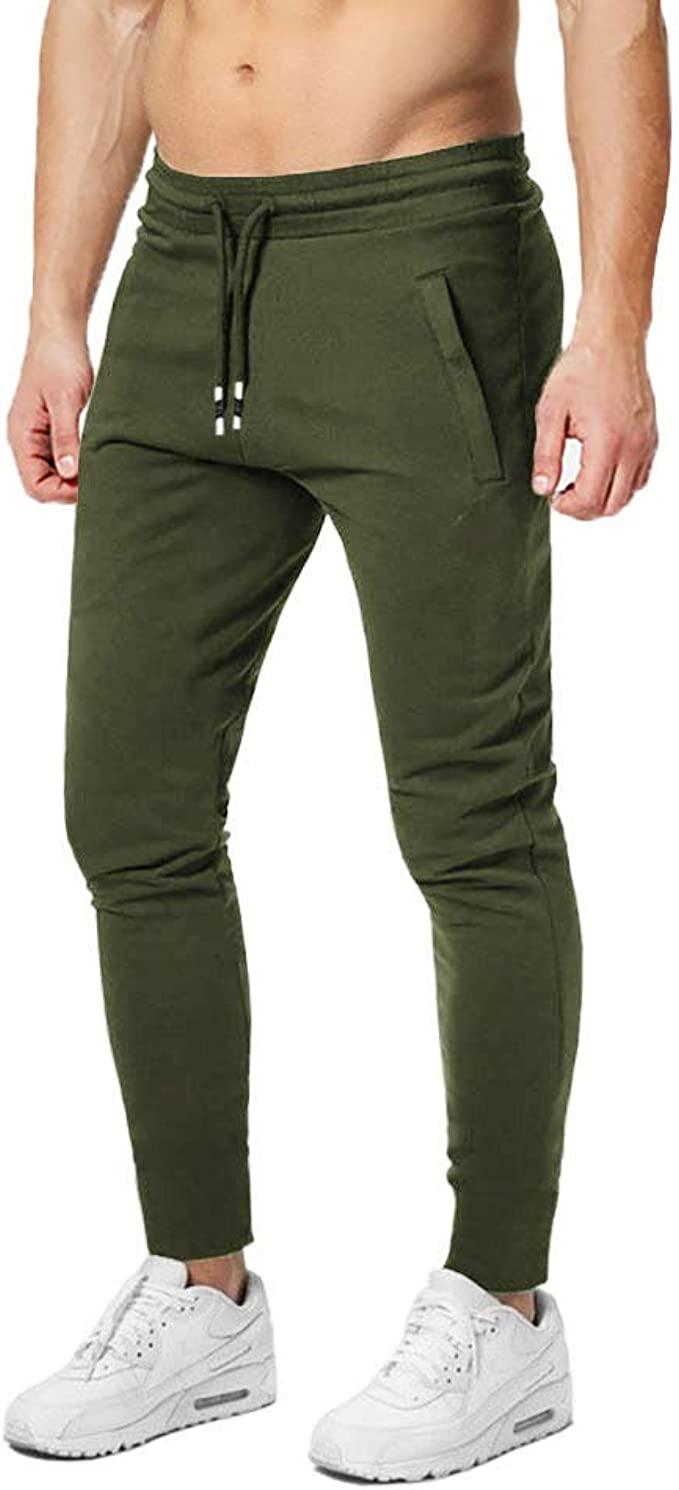 Casual Jogger Pants Trouser for Jogging Mens Camo Sweatpants Printed Open Bottom Workout Pants with Pockets Training