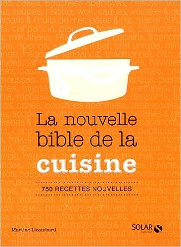 Livres gratuits Le nouvelle bible de la cuisine pdf epub