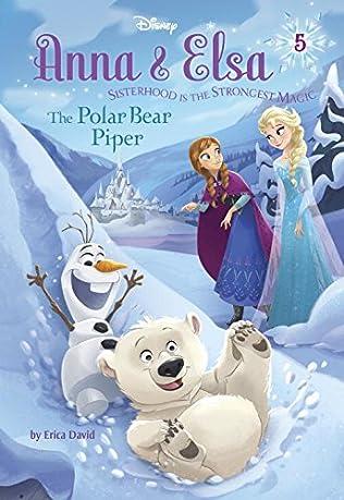 book cover of The Polar Bear Piper