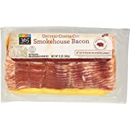 365 Everyday Value Smokehouse Bacon, 12 oz