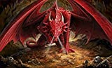 Gothic/Fantasy Posters: Anne Stokes - Dragons Lair - 61x91.5cm