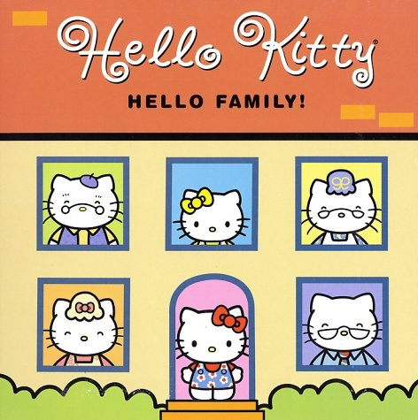 Read Online Hello Kitty, Hello Family! ebook