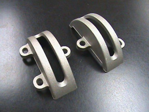 14″ BAND SAW TRUNNIONS rear bandsaw drill press trunnion pair front rear