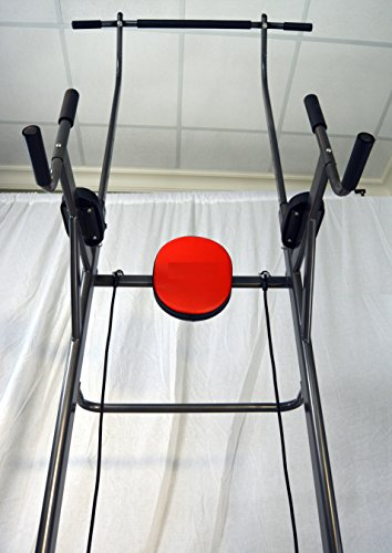 Iron Jack Pull Up Chin Up Station Dip VKR sturdy frame