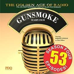 Gunsmoke, Season 4
