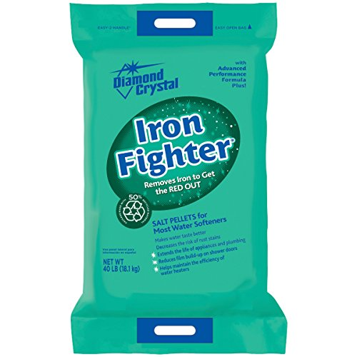 Diamond Crystal Iron Fighter Pellets Bag 40 (Iron Fighter)