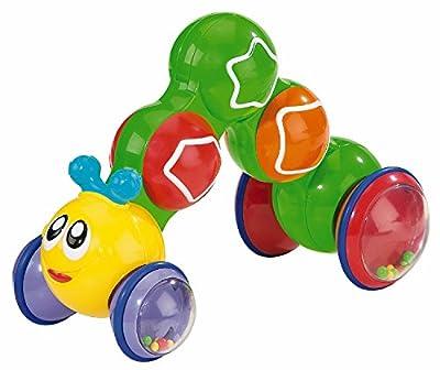 International Playthings Llc Press N Go Inchworm