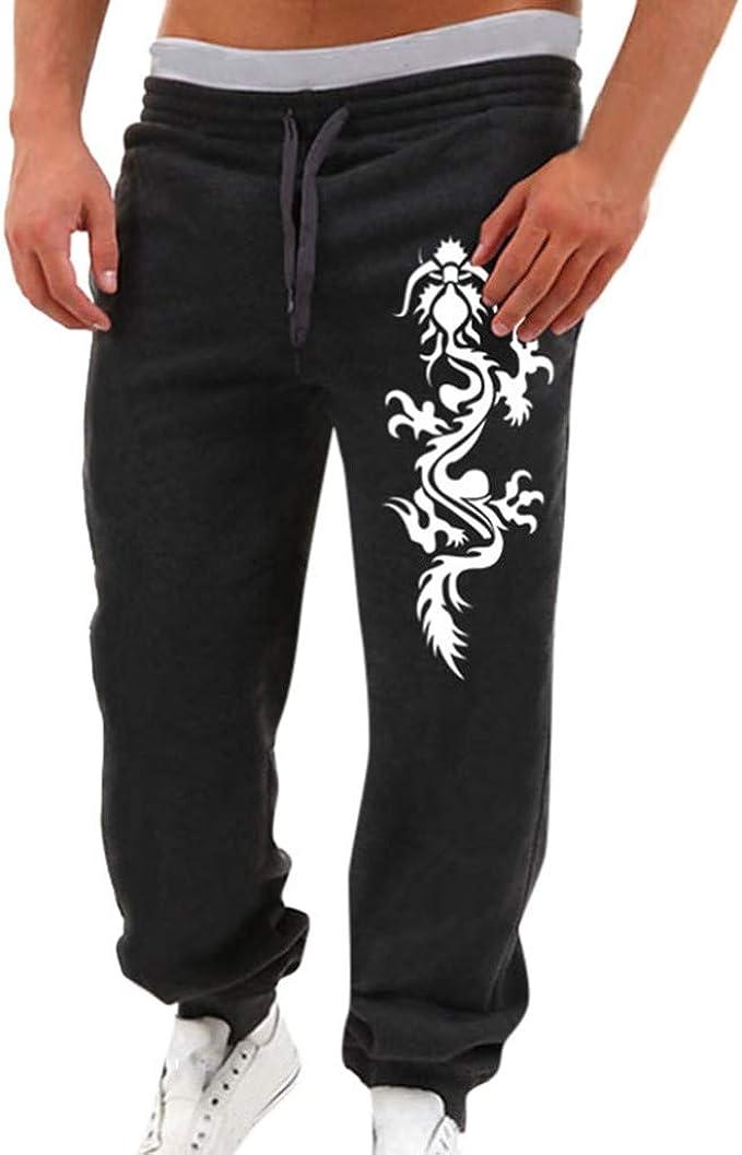 Pantalones Cortos Hombre Pantalones De CháNdal con Cordones ...
