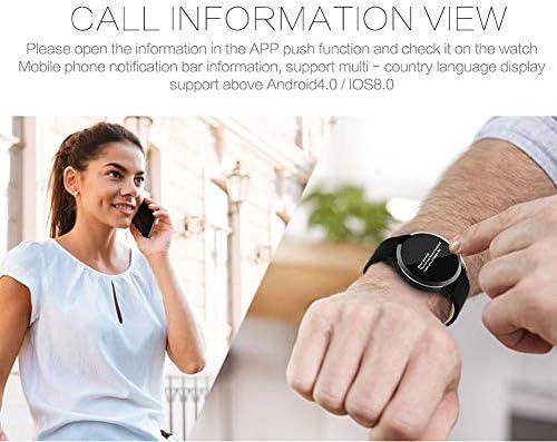 Newwear Q8 - Reloj Inteligente con Monitor de Salud (IP67 ...