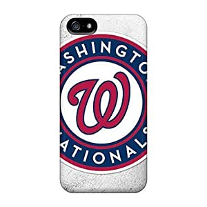 Rosesea Custom Personalized AjG30060yOCa Cases Covers Washington Nationals Iphone 5 5s Protective Cases