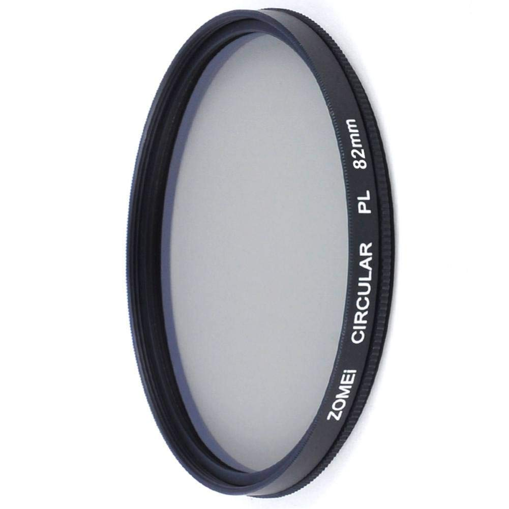Professional Camera CPL Circular Polarizer Filter, Optical Glass Lens Filter Suitable for Outdoor Professional Photography 37mm Forart