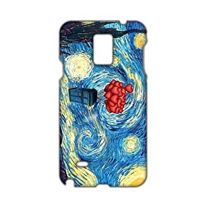 Angl 3D Case Cover Doctor Who Phone Case for For Iphone 5/5S Cover