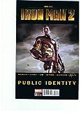 Iron Man 2 Public Identity Issue #3