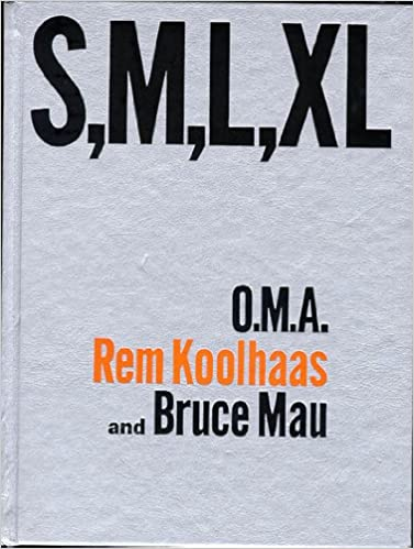 Small medium large and extra large rem koolhaas bruce mau small medium large and extra large rem koolhaas bruce mau 9783822877432 amazon books fandeluxe Image collections