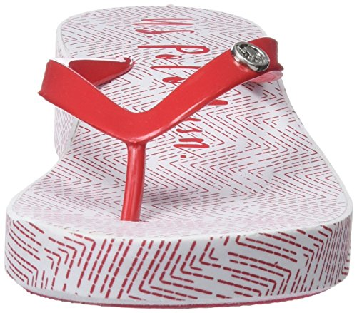 red Rouge U s Tongs Red polo Femme Assn Tamy Z0wZq7