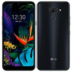 LG K50 (32GB, 3GB) 6.26″ HD+ Display, MIL-STD 810G Certified, US + Global 4G LTE GSM Factory Unlocked LM-X520HM – International Model (Black, 32 GB)