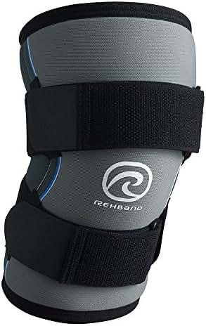 Rehband Power Line Knee Support 7790 7mm - Grey