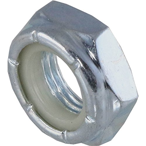 Eckler's Premier Quality Products 40164972 Full Size Chevy Power Steering Pump Pulley Nut