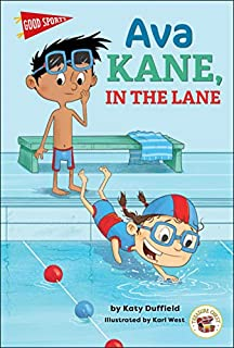 Book Cover: Rourke Educational Media | Good Sports Fall 2020: Ava Kane, In the Lane | 32pgs