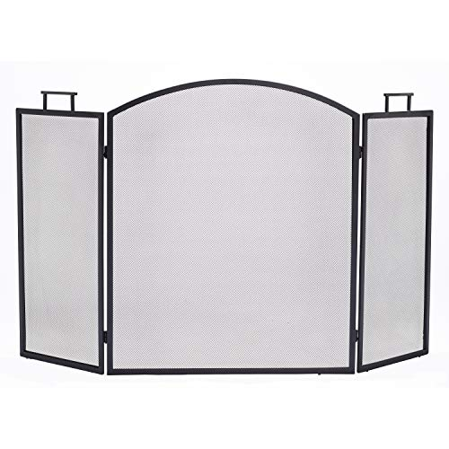 - Pleasant Hearth Classic Fireplace Screen