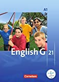 English G 21 - Ausgabe A: Band 1: 5. Schuljahr - Schülerbuch: Festeinband