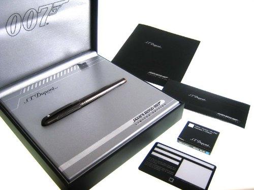 Stylo Plume S.T. Dupont 007 James Bond, PVD, Edition Limitée, 481007 , M Amazon.fr Fournitures de bureau