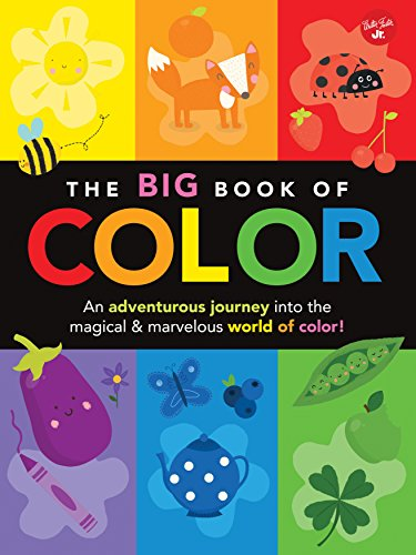 The Big Book of Color An adventurous journey into the magical & marvelous world of color! (Big Book Series)
