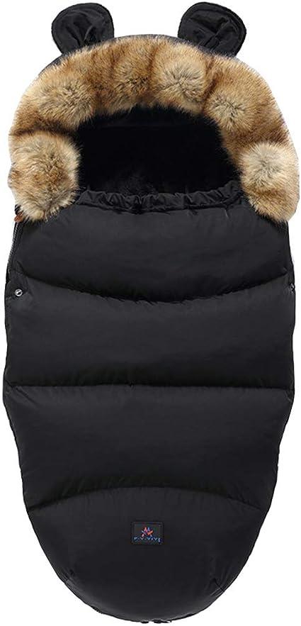 Storage Bag Kinderwagen Schlafsack Winter Baby Fußsack Einschlagdecke Babyschale Schlafsäcke Mit Reißverschluss Design 5 Farben Küche Haushalt