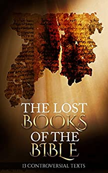 What are the lost books of the Bible