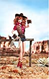 Best Mattel Of The West Toys - Barbie Pin-Up Girls Collection: Way Out West Barbie Review