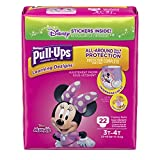 Health & Personal Care : Pull-Ups Learning Designs Potty Training Pants for Girls, 3T-4T (32-40 lb.), 22 Ct. (Packaging May Vary)