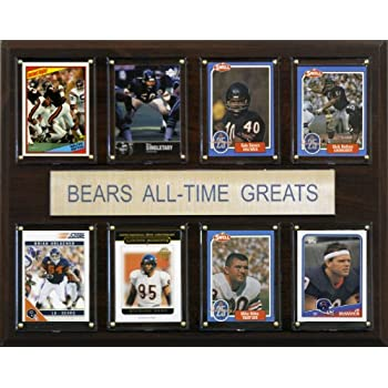 NFL Chicago Bears All-Time Great...