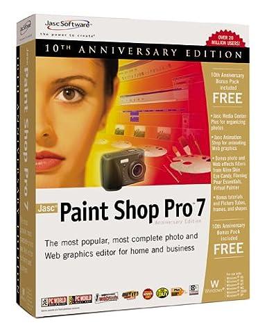 Paint Shop Pro 7 Jasc Animation
