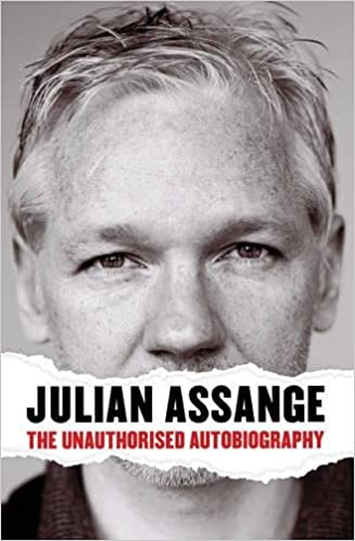 Julian assange biography book